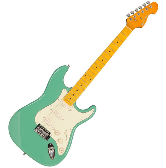 Guitarra Strato - Stonehenge Gm 222 N LG Michael