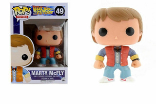 Funko Pop Back To The Future Marty