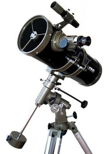 Telescópio Newtoniano 1400x150mm 1400150eq Greika Envio 24h