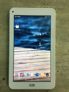 Tablet G53 Tg708 7 Pulgadas Intel Inside - Outlet