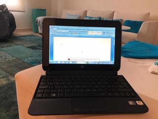 Notebook Laptop Computadora Hp Mini 110 3700 Excelente!