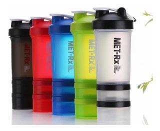 Vaso Shaker Mezclador De Proteina Gym Variedad Colores