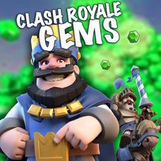 Clas Royale 14,000 Gemas