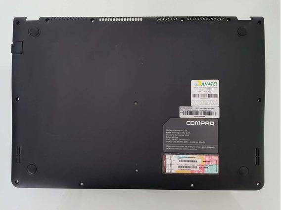 Carcaça Base Inferior Notebook Compaq Presario Cq-18