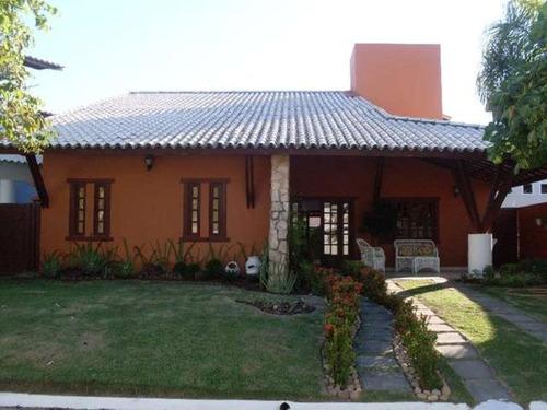 Casa 5/4 No Condominio Vila Do Joanes - Cjp170 - 3160078