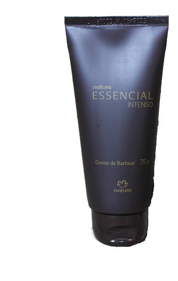Creme De Barbear Natura Essencial Intenso 75g