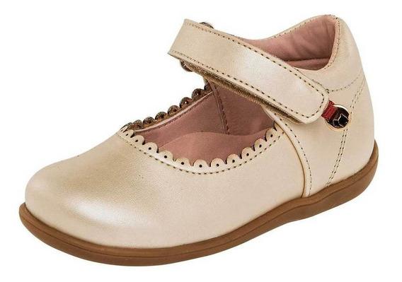 Zapato Ferrioni R04-001-04 Beige Niña