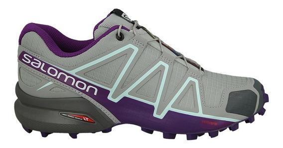 Salomon Zapatillas Speedcross 4 - Trail Running - 394664