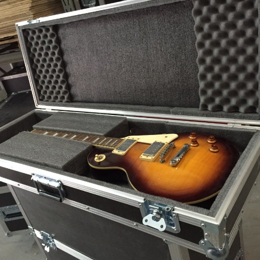 Flight Case Para Guitarra Les Paul