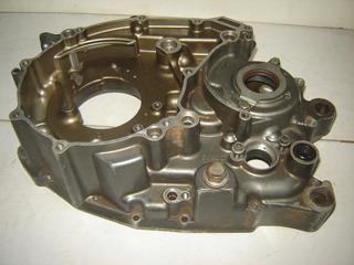 Carcaça Esquerda Original Do Motor Da Moto Yamaha Xt 660