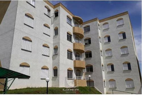 Apartamento No Colinas Da Mantiqueira Braganca Sp - Ap0426-1