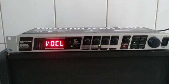 Processador Multi Efeitos Behringer Virtualizer Pro Dsp 2024