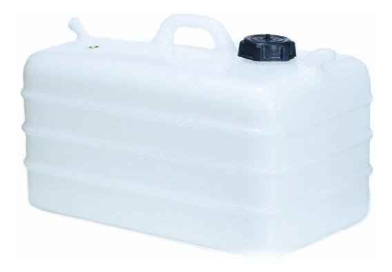 Tanque De Combustível 28 Litros/barcos/lanchas/botes/branco