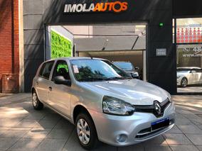 Renault Clio Mío 1.2 Confort 5 Puertas 2016 Imolaautos-