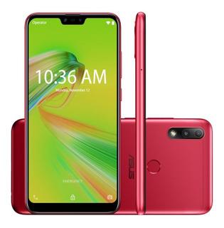 Smartphone Asus Zenfone Max Plus M2 32gb Câmera 12+5mp Vm