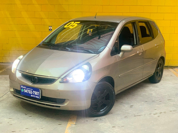 Honda Fit Ex 1.5 Manual Sem Entrada +599 Conservado