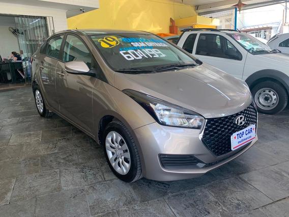 Hyundai Hb20 Sedan 1.6 2018 - Sem Entrada
