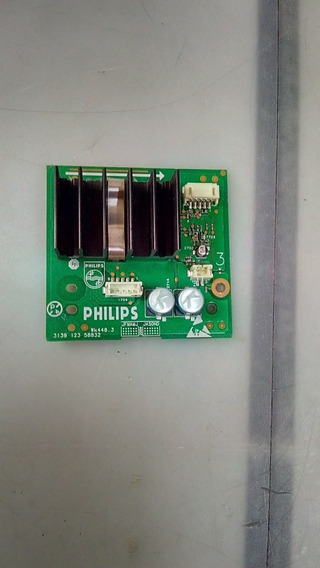 Placa De Áudio Tv Philips 20pf8946/78 313912358832 Wk 448.3