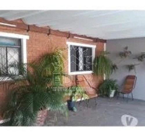 Imagem 1 de 14 de Casa - Jardim Paulistano (vila Xavier) - Ref: 3851 - V-3851