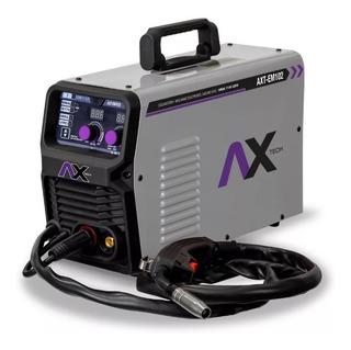 Inversor Microalambre Y Electrodo Ax Tem102