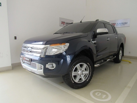 Ranger 3.2 Limited 4x4 Cd 20v Diesel 4p Automatic 2014/2014