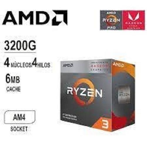 Imagen 1 de 1 de Procesador Ryzen 3 3200g