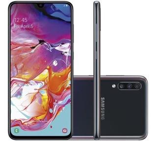 Smartphone Samsung Galaxy A70 128gb Vitrine