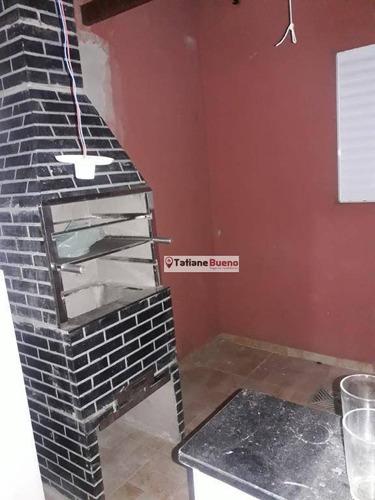 Imagem 1 de 8 de Casa Com 2 Dormitórios À Venda, 80 M² Por R$ 171.000 - Residencial Aldeias Da Serra - Caçapava/sp - Ca2495