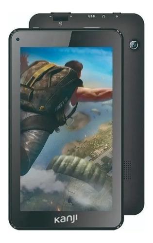 """Tablet  Kanji KJ-Arizona 7"""" 16GB negra con 2GB de memoria RAM"""