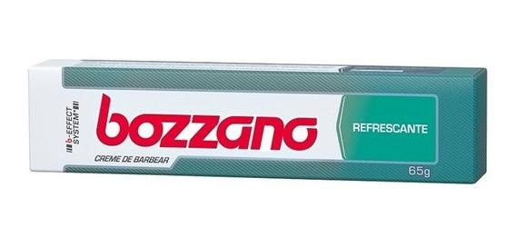 Creme De Barbear Bozzano 65 Gr Refrescante (kit/03 Und)