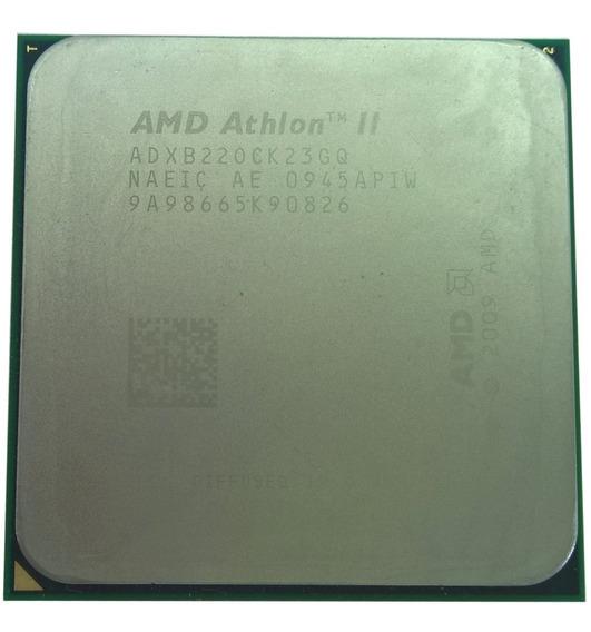 Processador Amd Athlon Ii Xb220 2.8g/533mhz Am2+ Ddr2