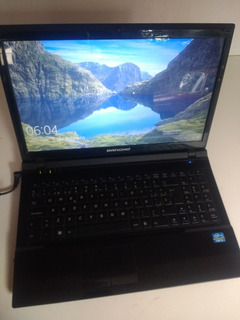Notebook Banghó Futura 1500 I5-520 Mon 15.6 Disco 500gb Hdmi