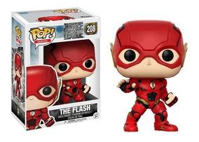 Funko Pop! Heroes - Liga Da Justiça - Flash #208