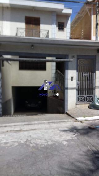 Sobrado A Venda Em São Paulo, Com 3 Dormitórios. - 2234
