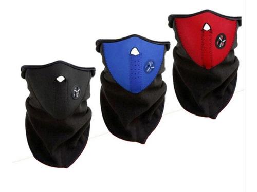 Imagen 1 de 6 de Mascara De Neopreno 150 Pzas Con Envio Negro Azul Rojo Elige