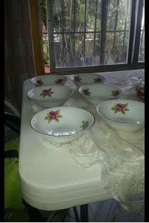 Tazones De Porcelana