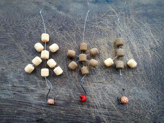Kit 5 Manhosinhos Para Pesca (varias Cores)