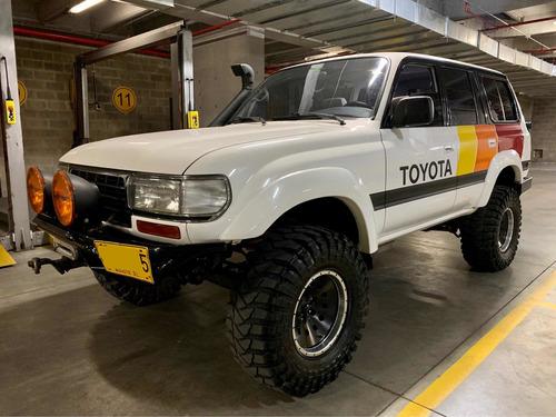 Toyota Burbuja Fj80 4.0 At Gx 1991