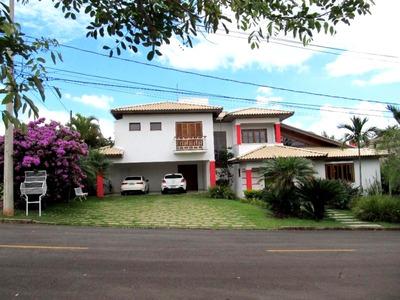 Casa Alto Padrão 4 Dormitórios Condomínio Village Visconde De Itamaracá Valinhos - Ca1225 - 31963750