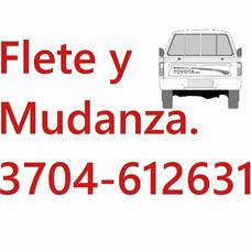 Flete Y Mudanza.