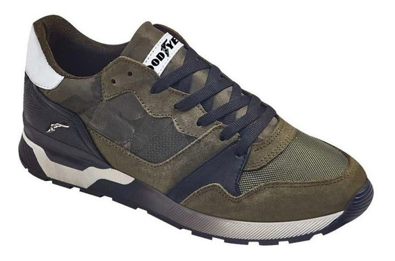 Tenis Casual Goodyear 00dp Hombre 825992