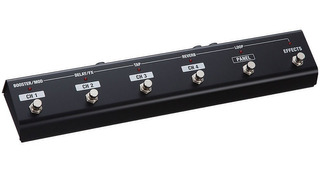 Pedal Controlador Para Amplificadores Boss Y Roland Ga-fc