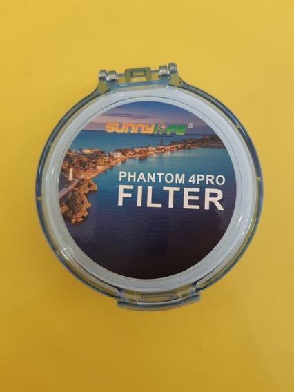 Filtro De Lente Nd4 Phantom 4