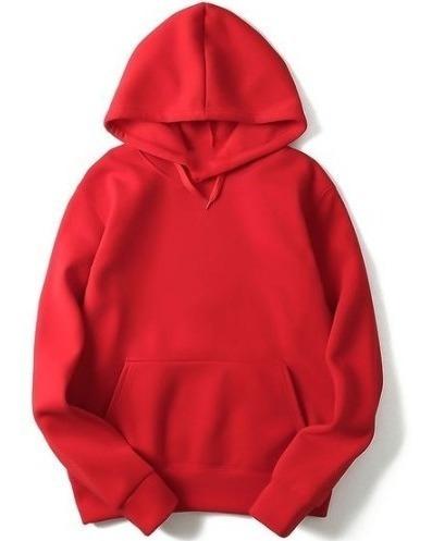 Moleton Preto Masculino Feminino Blusa De Frio Promoção