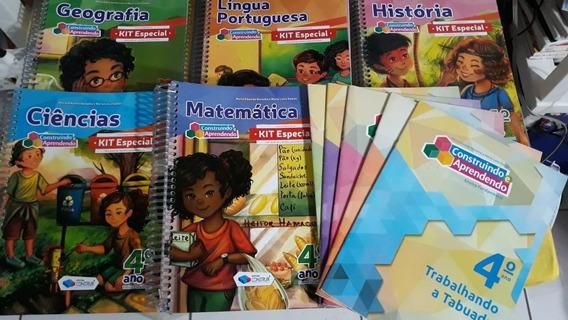 Livros Kit Especial Construindo E Aprendendo