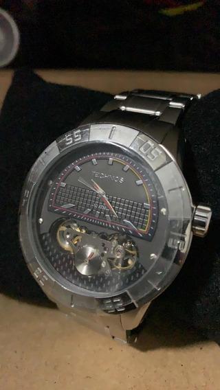 Relógio Technos 2039as/1p Semi Automático