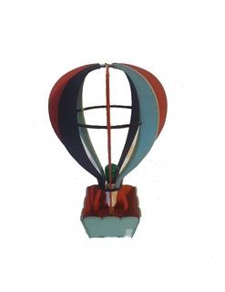 Globo de aire lámina personalizado lleno de Mesa Central