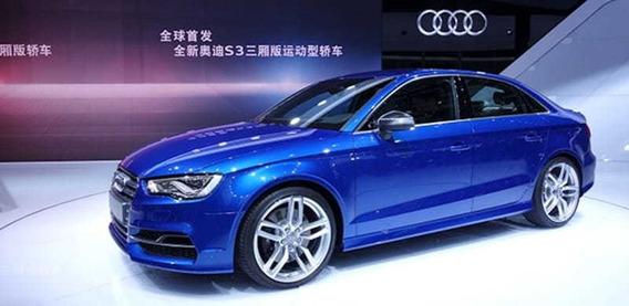 Audi A3 1.4 Tfsi Sedan 16v Gasolina