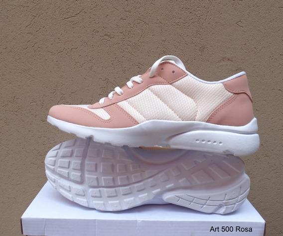 Zapatillas Deportivas, Colores De Moda 41 42 43 44 - Art500