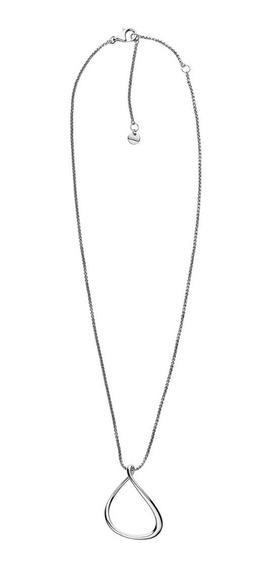 Collar Dama Skagen Kariana Skj1108040 Color Plata